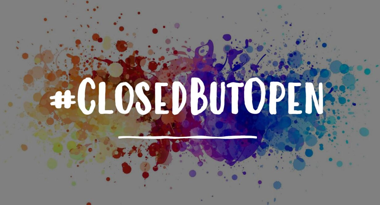 #ClosedButOpen