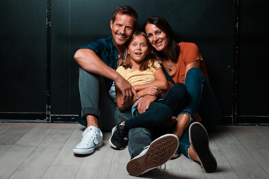 Toby, Romy und Mila