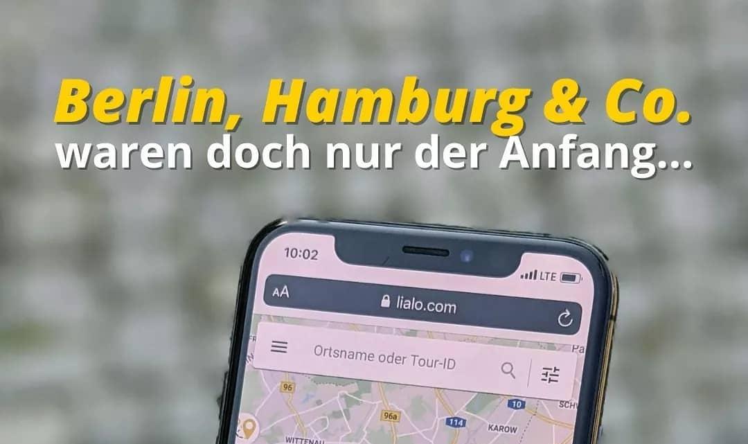 Berlin, Hamburg & Co.